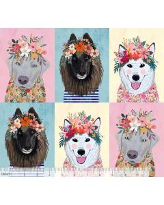 More Floral Pets Multi from Blend