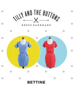 Bettine Sewing Pattern Tilly and the Buttons
