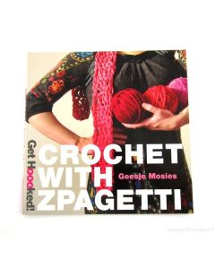 Crochet With Zpagetti, Hoooked Pattern Book