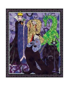 Disney diabolical villains panel from Camelot