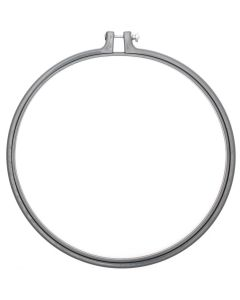 Grey Embroidery Hoop 25cm, Rico