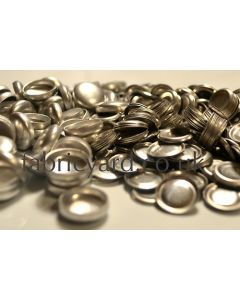 12mm Self Cover Button Metal