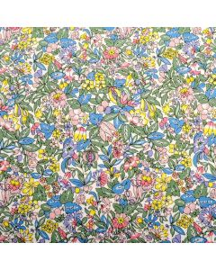 flower show spring hyde floral 721a from Liberty Quilting Cottons fabric