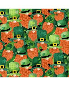 Packed Leprechauns, Timeless Treasures