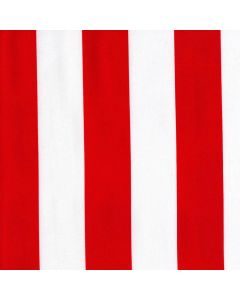 Two by Two Stripe Red