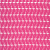 Flamingo Candy Pink Twill