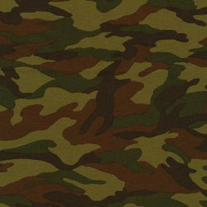Camouflage Soldier Green, Sevenberry