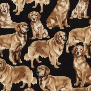 Golden Retrievers, Timeless Treasures