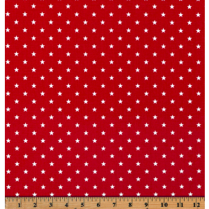 Mini Star Lipstick Red Home decor weight Premier Prints