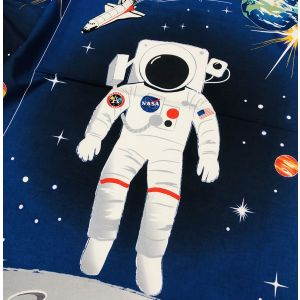 NASA Astronaut Out of this World 60cm Panel, Riley Blake