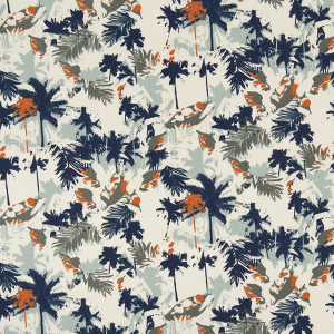 Palms Maya / Macon - Premier Prints