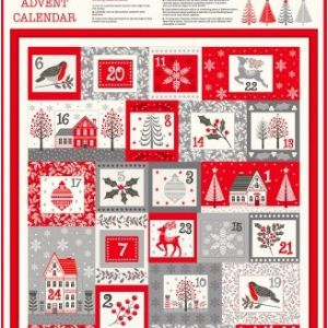 Scandi Advent Calendar, Makower
