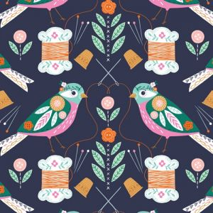 Stitches BIrds from Dashwood STIC1449