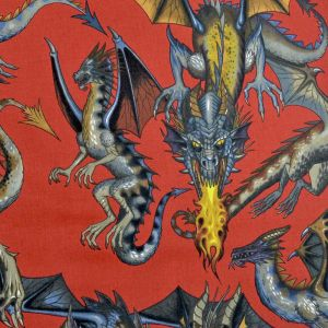 Tale of the Dragon Red, Alexander Henry