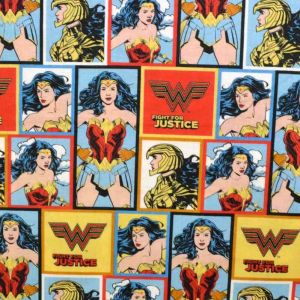 Wonder Woman Blocks Multi, Camelot